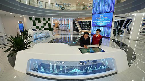 山西親賢營業廳︰網格化魂圣级、智能化打造新型供電服務窗口